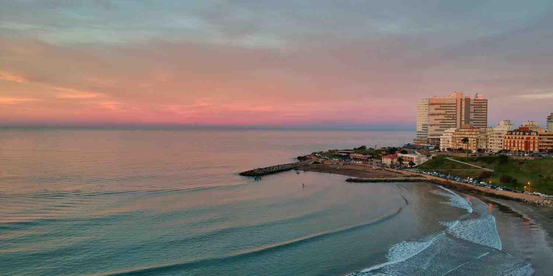 Background image of Mar del Plata