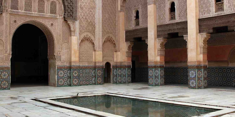 Background image of Marrakesh