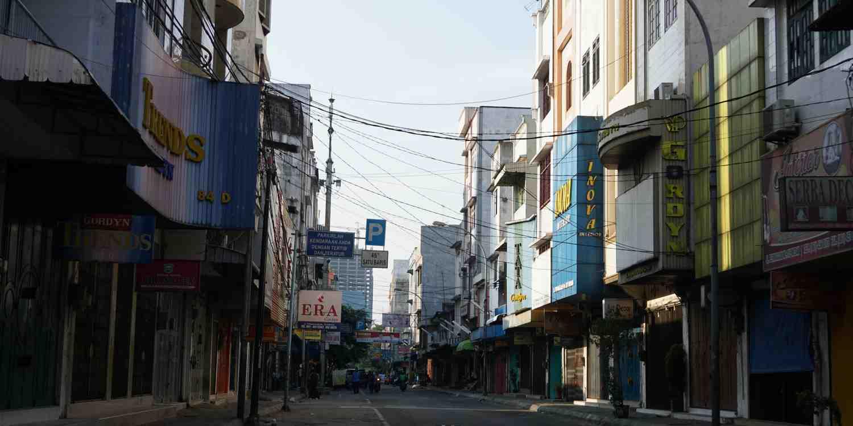 Background image of Medan