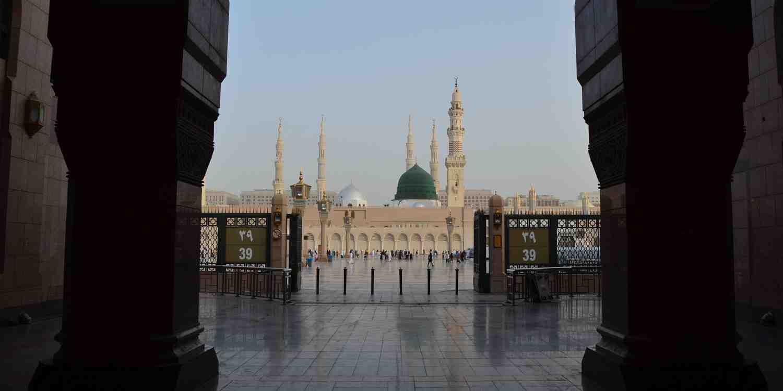 Background image of Medina
