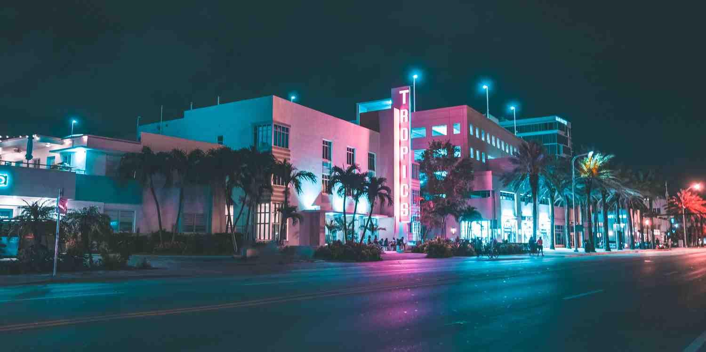 Background image of Miami