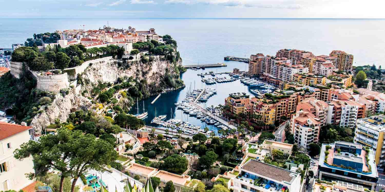 Background image of Monaco