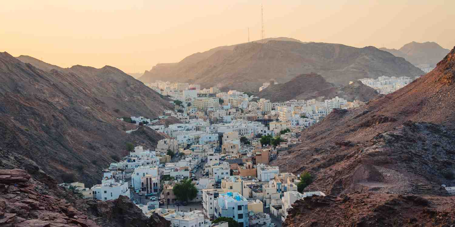 Background image of Muscat