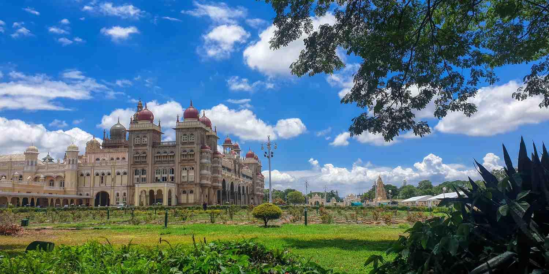 Background image of Mysore