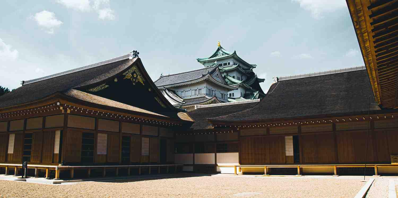 Background image of Nagoya