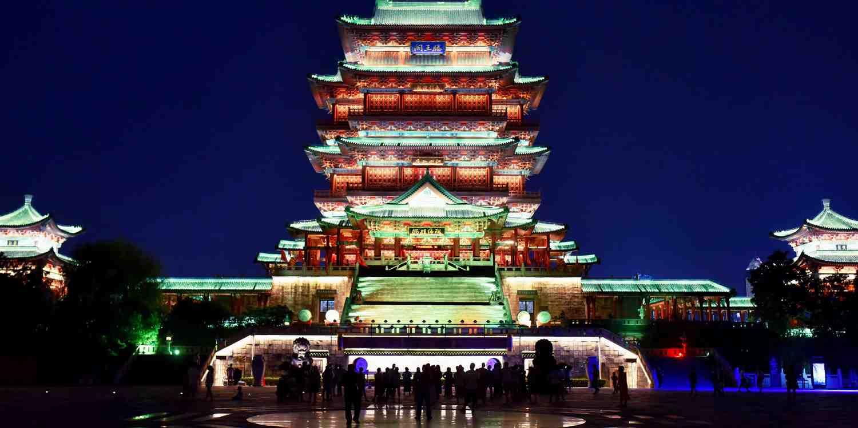 Background image of Nanchang