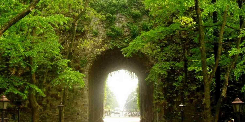 Background image of Nanjing