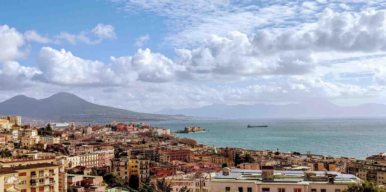 Background image of Naples