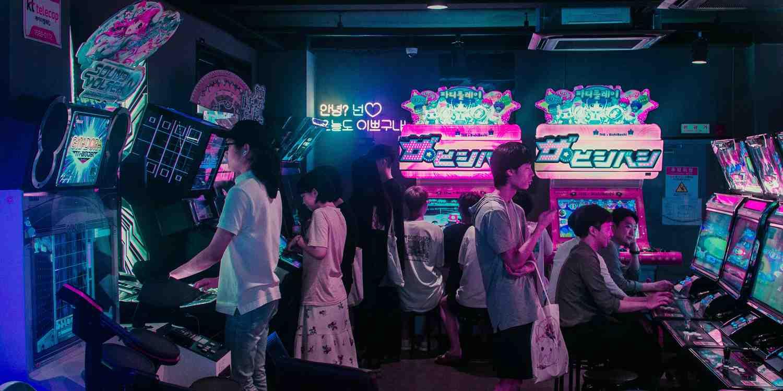 Background image of Neo Seoul