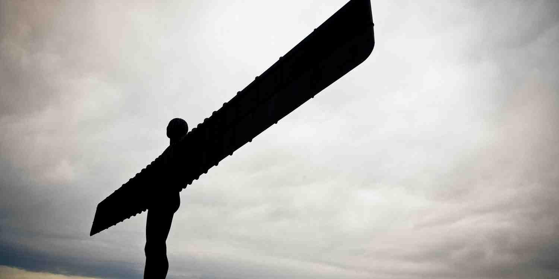 Background image of Newcastle Upon Tyne