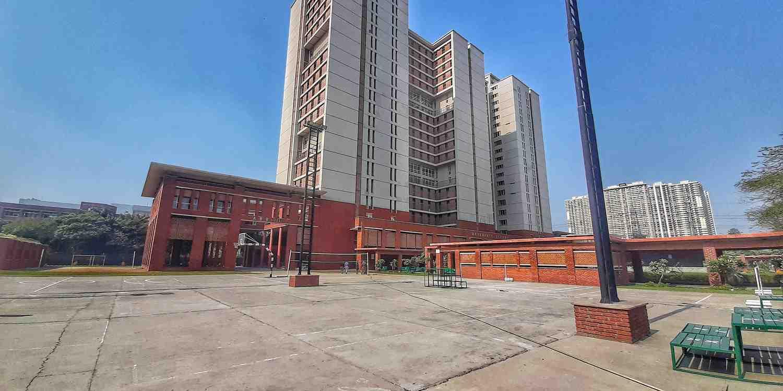 Background image of Noida