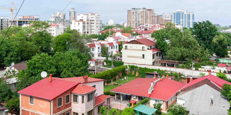 Background image of Odessa