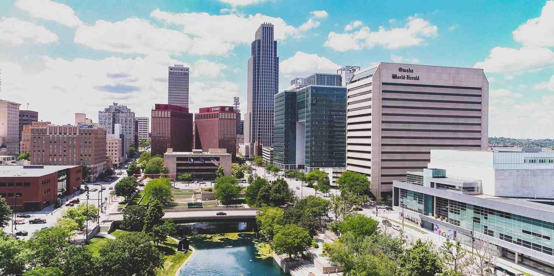 Background image of Omaha