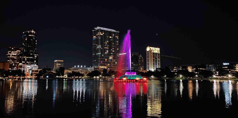 Background image of Orlando
