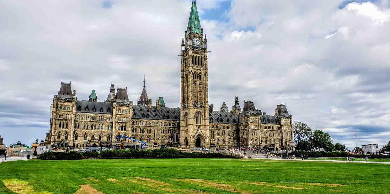 Background image of Ottawa