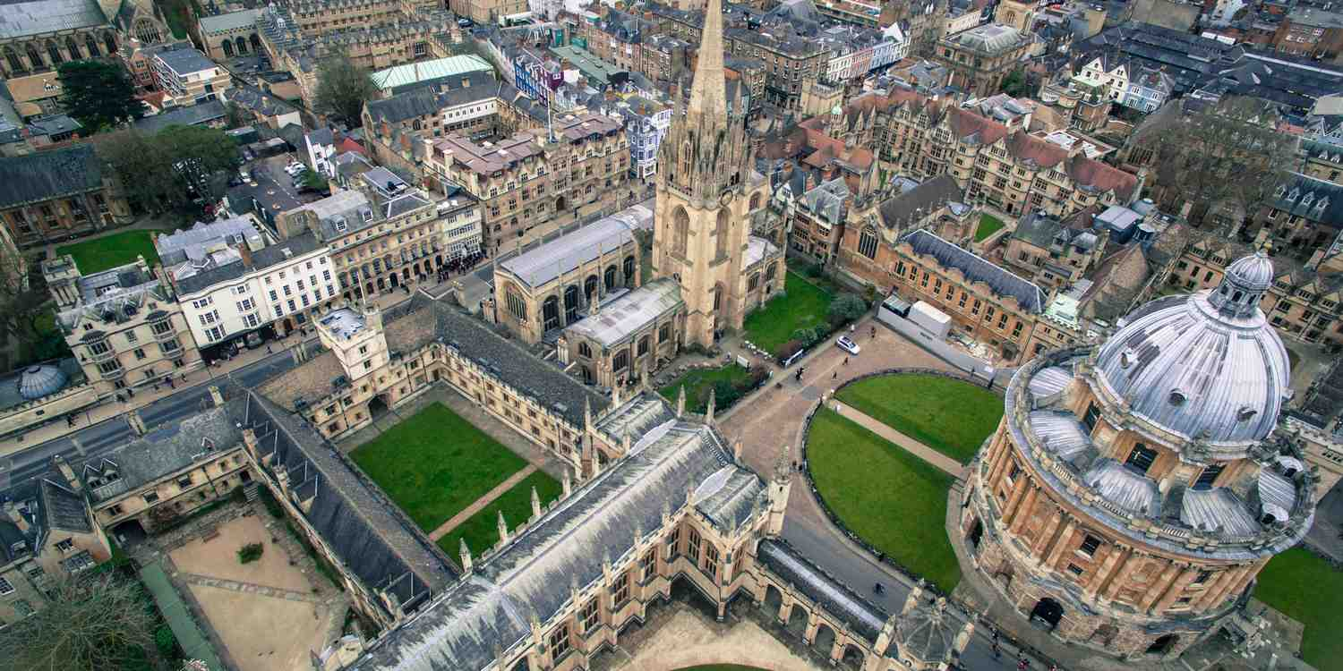 Background image of Oxford