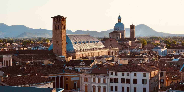 Background image of Padova