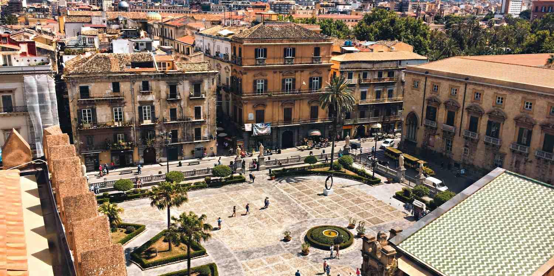 Background image of Palermo