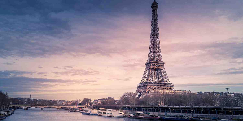 Background image of Paris