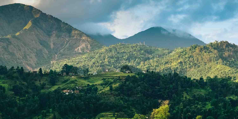 Background image of Pokhara