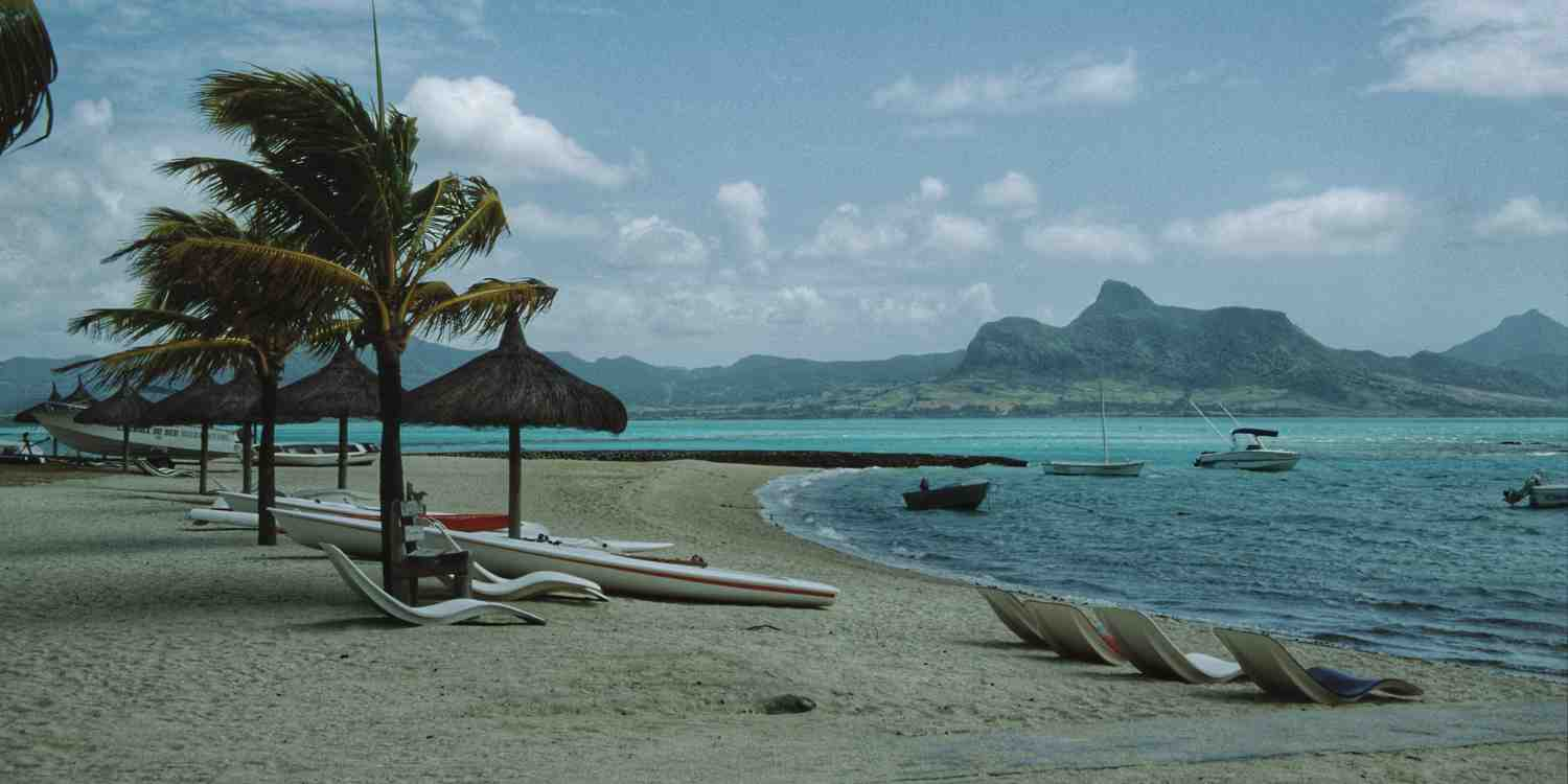 Background image of Port Louis