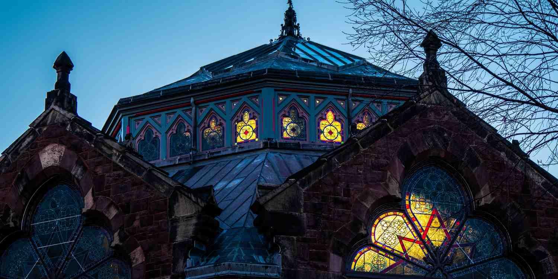 Background image of Princeton