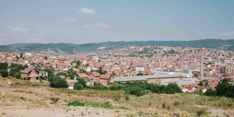 Background image of Pristina