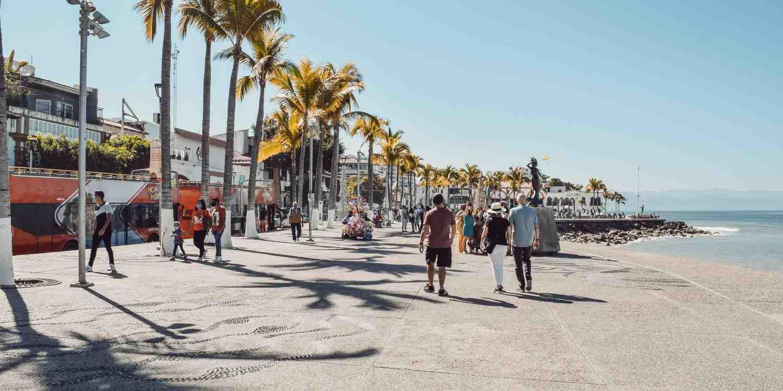 Background image of Puerto Vallarta