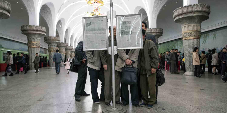 Background image of Pyongyang