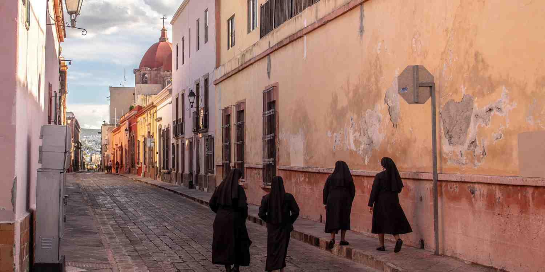 Background image of Queretaro