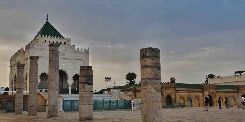 Background image of Rabat