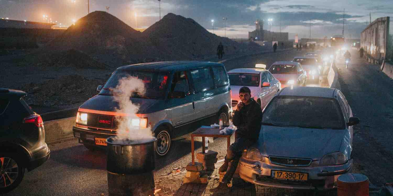 Background image of Ramallah