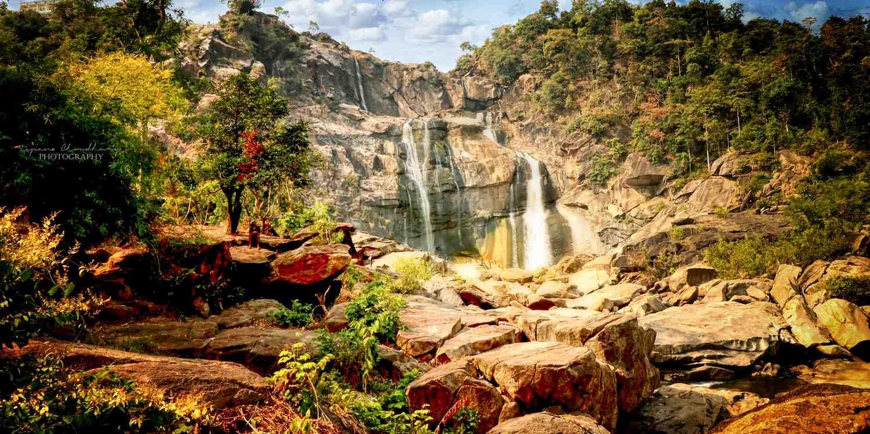 Background image of Ranchi