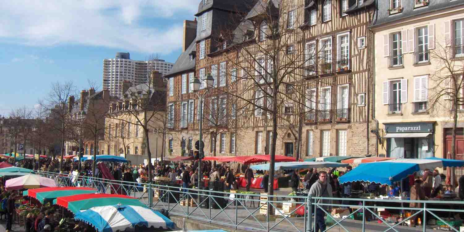 Background image of Rennes