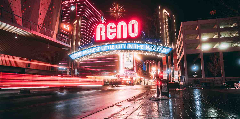 Background image of Reno