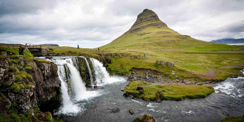 Background image of Reykjavik