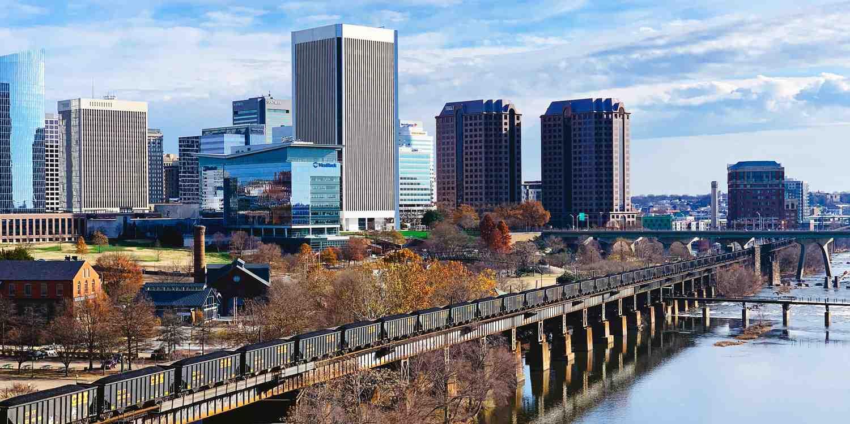 Background image of Richmond