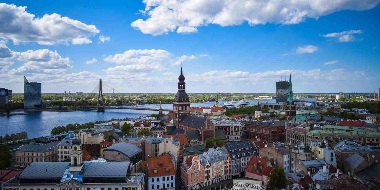 Background image of Riga