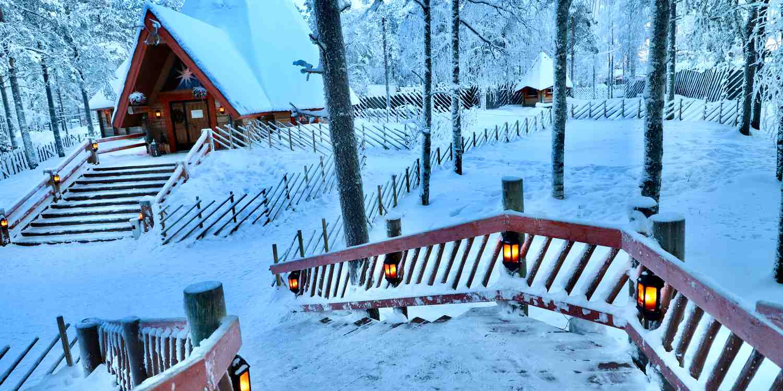 Background image of Rovaniemi