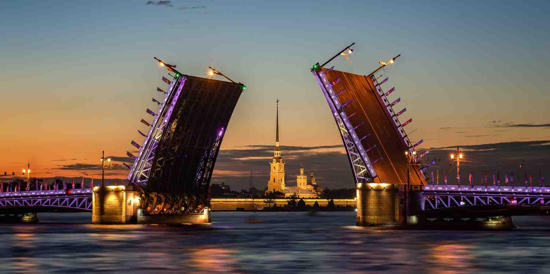 Background image of Saint Petersburg