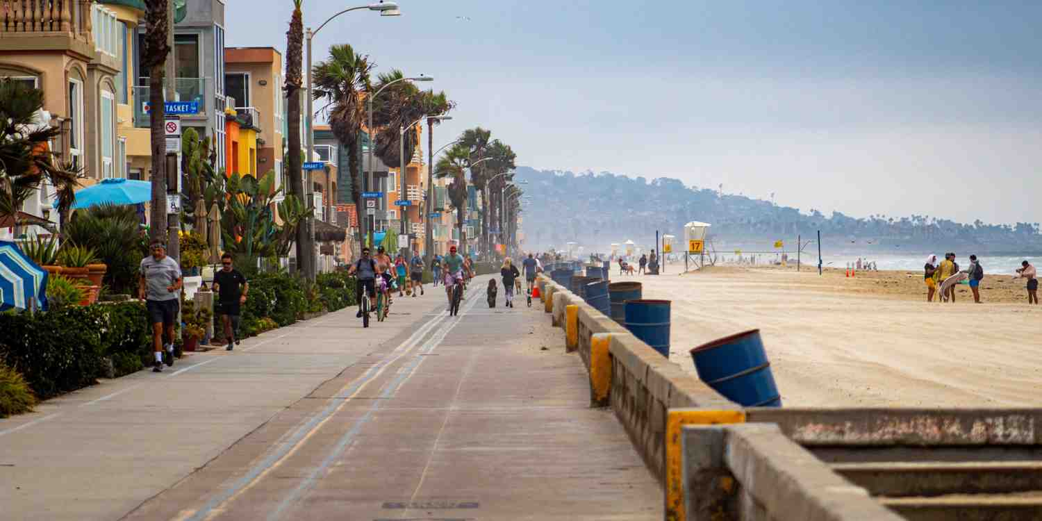 Background image of San Diego
