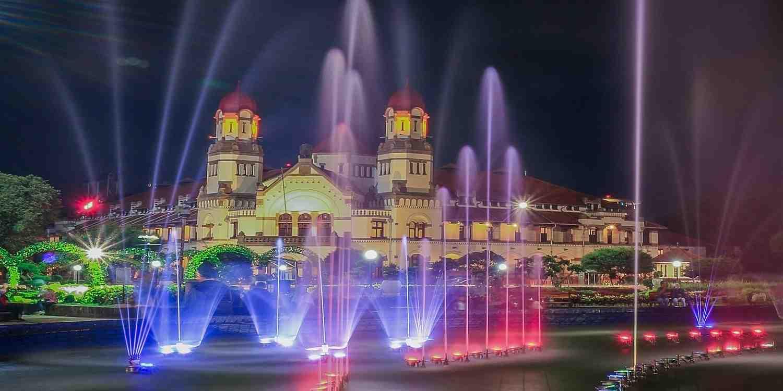 Background image of Semarang