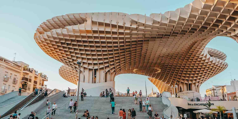 Background image of Seville