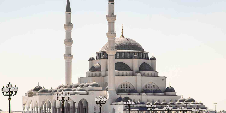 Background image of Sharjah
