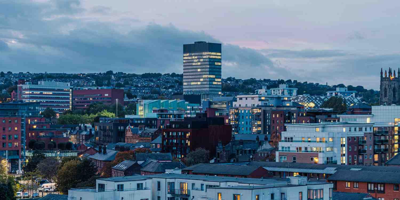 Background image of Sheffield