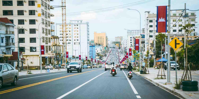 Background image of Sihanoukville