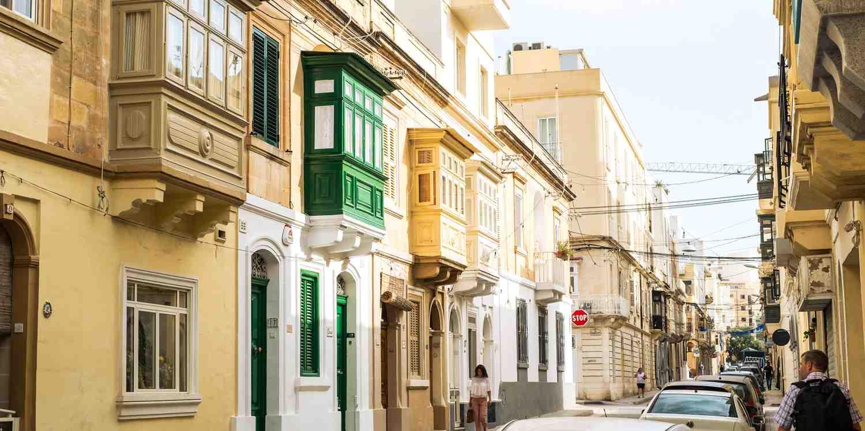 Background image of Sliema
