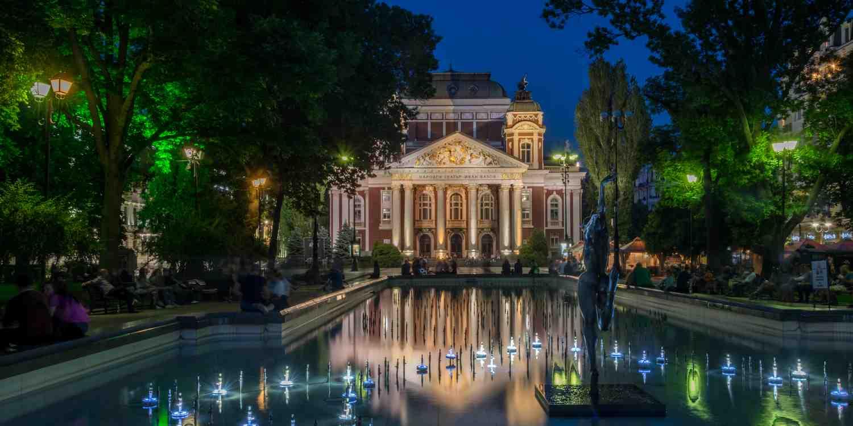 Background image of Sofia