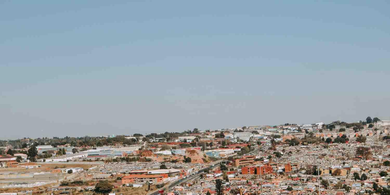 Background image of Soweto