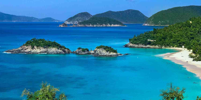 Background image of St John's